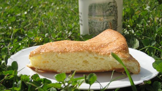 Recette : le gâteau de Savoie