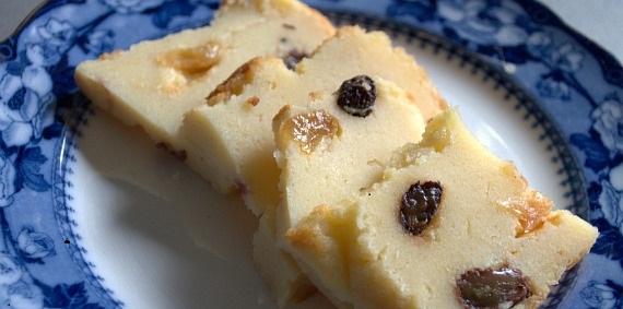 Recette sucrée : le gâteau de semoule