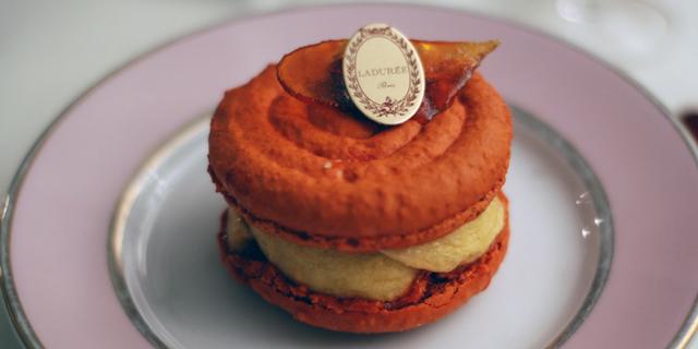 Comme une envie de macarons Ladurée… sans les calories ;-)