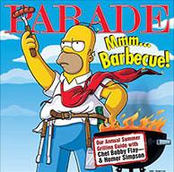 homer barbecue
