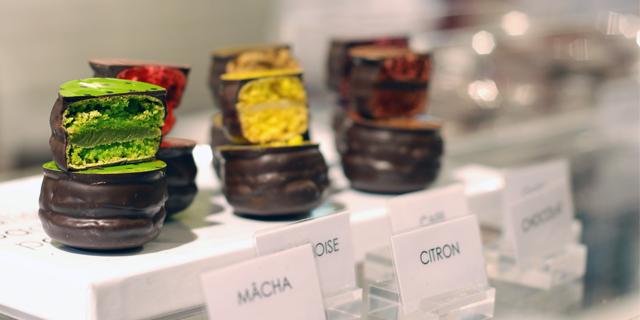 Salon du chocolat suite et fin de l'épisode « Cho Ka Ka O Cho chocolat si tu me donnes des noix de coco »