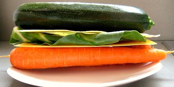 Des lasagnes de légumes ? Des lasagnes végétariennes ? Mais si, c'est un délice !