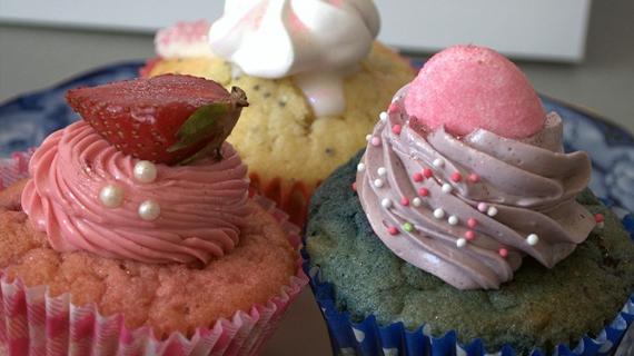 Livraison de cupcakes à Lyon : Laureline's Corner