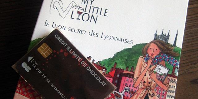 My Little Lyon, emballé au pied du sapin (accompagné de sa CB en chocolat SVP)