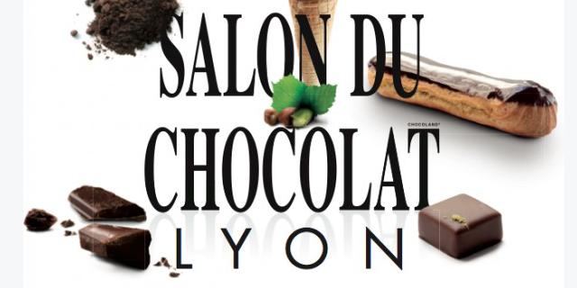 Le Salon du Chocolat de Lyon : veni, vidi…