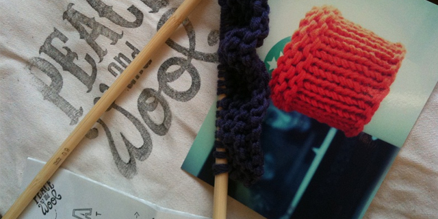 Toi aussi, tricote un pull à ton mug !