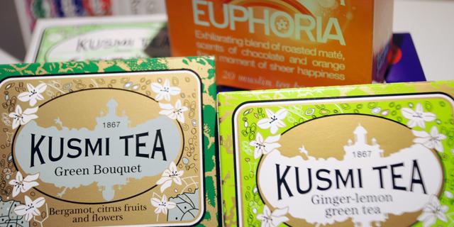 Tea for two (avec un financier please)