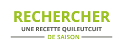Rechercher une recette