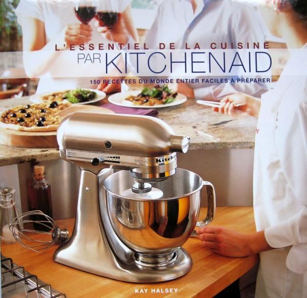 livre recette Kitchen Aid