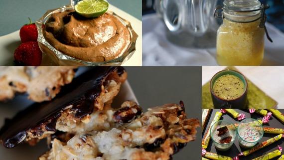 recettes de cuisine quels desserts avec une raclette
