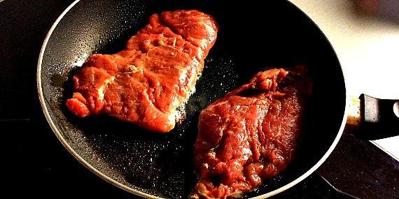comment cuire la viande à la poele