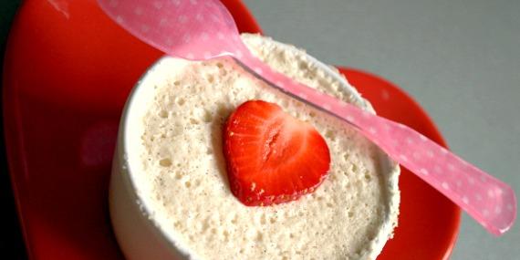 Recettes de cuisine souffl glac la vanille un dessert sans four quileutcuit - Recette dessert sans four ...
