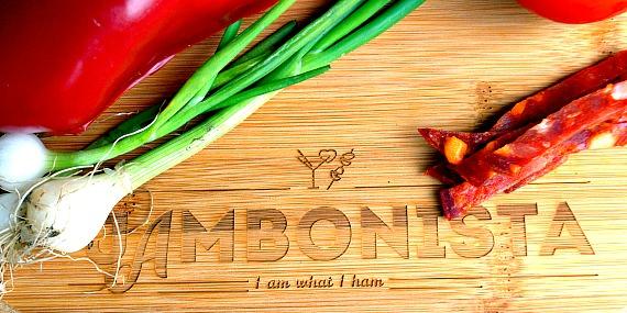 Etre Jambonista, et manger le jambon pas seulement avec de la purée