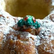 Un gâteau de peau d'Ane pour l'Epiphanie : le cake d'amour