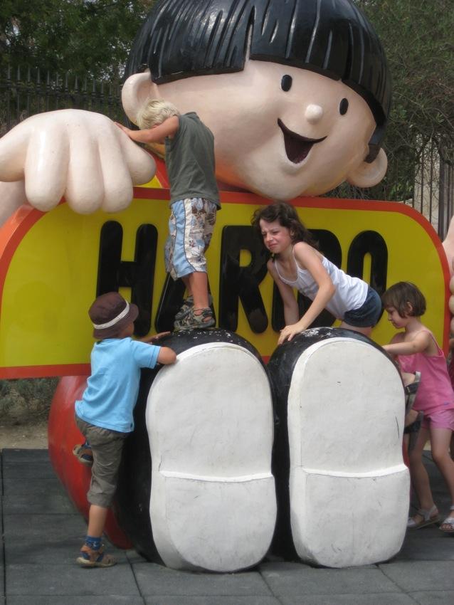 En visite au Musée du bonbon Haribo