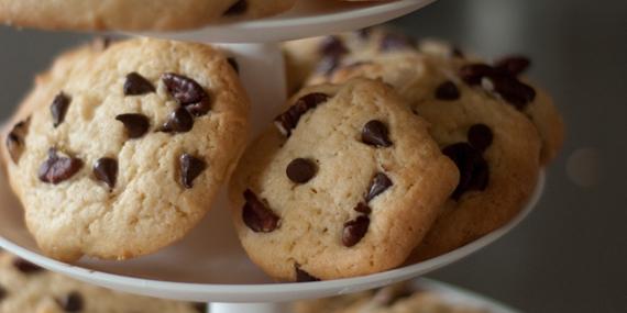 Les cookies maison par Bergamote du blog sucrissime