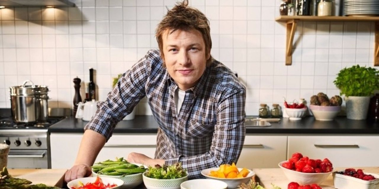 Des cours d'anglais dans l'école de Jamie Oliver