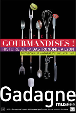 Les lyonnais racontent leur gastronomie – dès le 23 septembre 2011 – Les Musées Gadagne