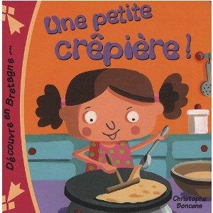 «Une petite Crêpière», lecture avant la Chandeleur