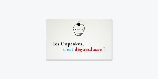 Les cupcakes c'est…