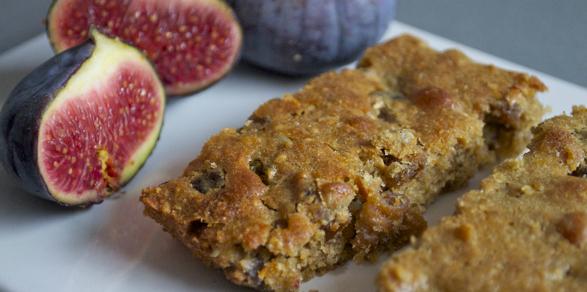 Les barres céréales figues / abricots