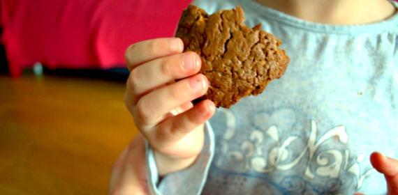 Cookies chocolat et spéculos