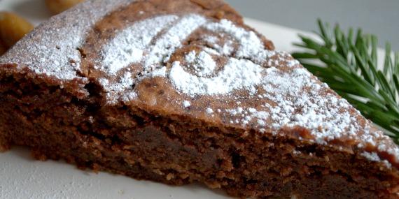 Fondant chocolat et crème de marron : l'Ardéchois