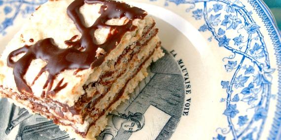 L'arnaque des recettes de marque : le Russe deux chocolats de Poulain