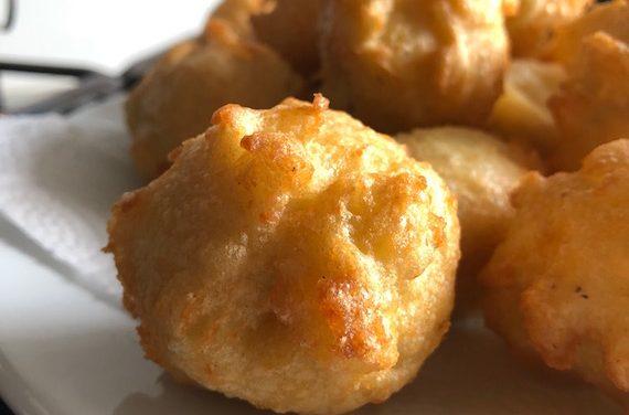 La recette des pommes dauphine maison